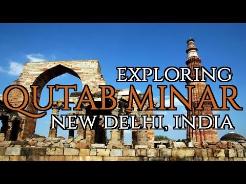 EXPLORING QUTAB MINAR [NEW DELHI – INDIA] #gdaymatejohn #travel #newdelhi #india #backpacker #explore #adventure #qutabminar #unesco #heritagesite