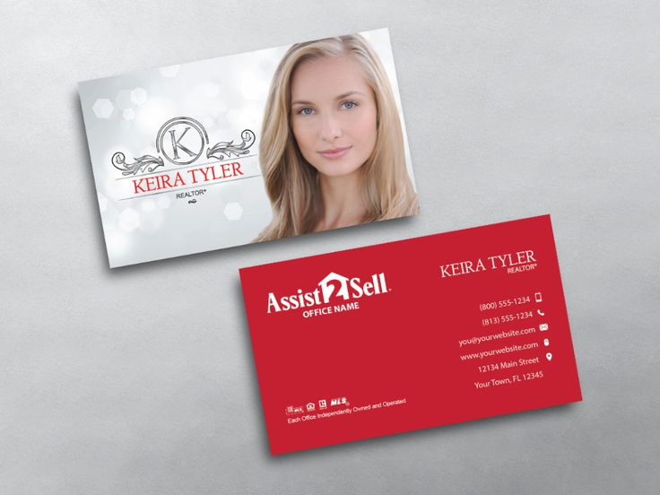 9 best cute realtor business card inspiration images on pinterest order assist 2 sell business cards free shipping design templates assist2sell business cards colourmoves