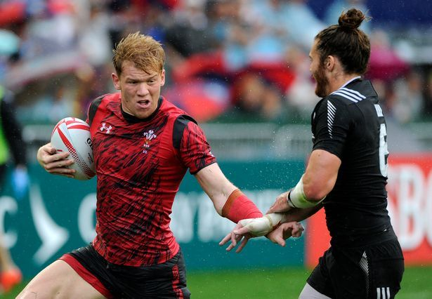 Uganda 7 vs Wales 7 Rugby Scores Live - World - Sevens World Series - South Africa