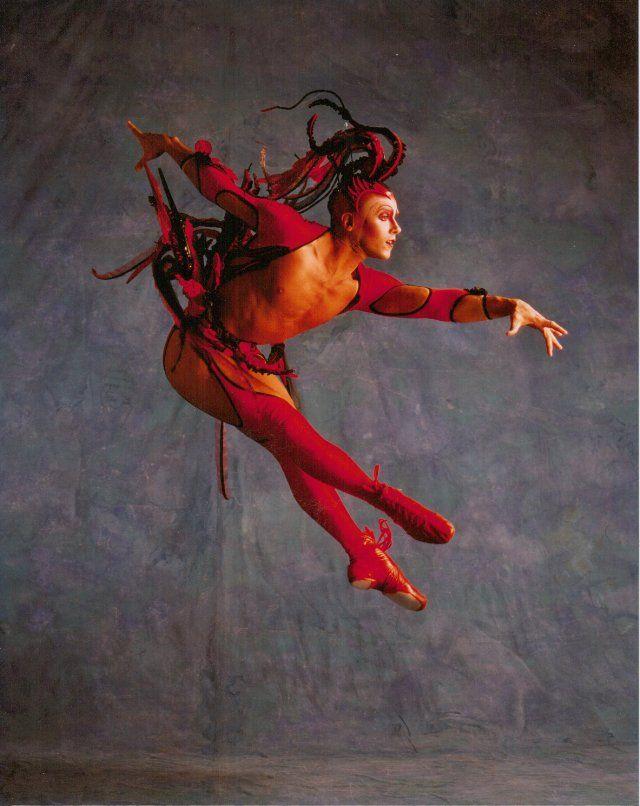 Cirque Du Soleil bird