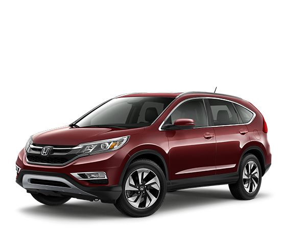 2016 Honda CR-V Overview - Official Site