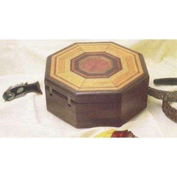 208 best best woodworking plans at rockler images on pinterest octagonal jewelry box downloadable plan keyboard keysfo Choice Image