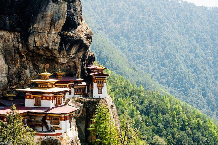 Les nouvelles destinations de 2016: le Bhoutan
