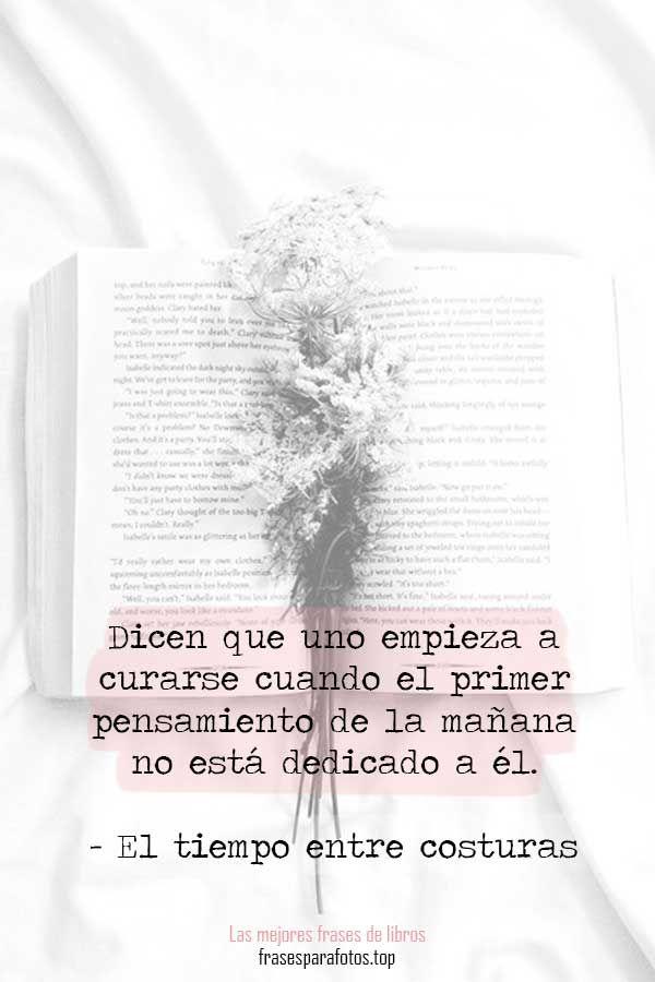 Frases Célebres De Libros De Amor Historia Libros