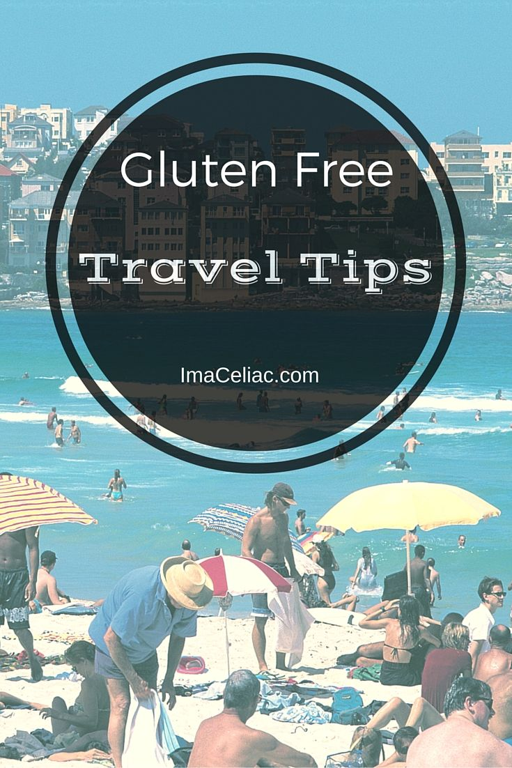 Tips on how to travel Gluten Free