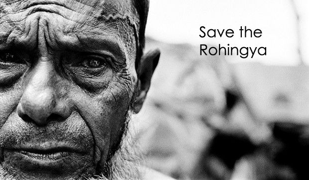 save the muslims in Rohingya