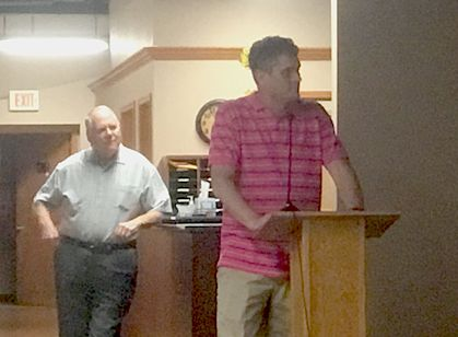 MACKIE'S PIZZA OWNER CONFRONTS MARION CITY COUNCIL ABOUT HIGH TAXES | Disclosure News Online