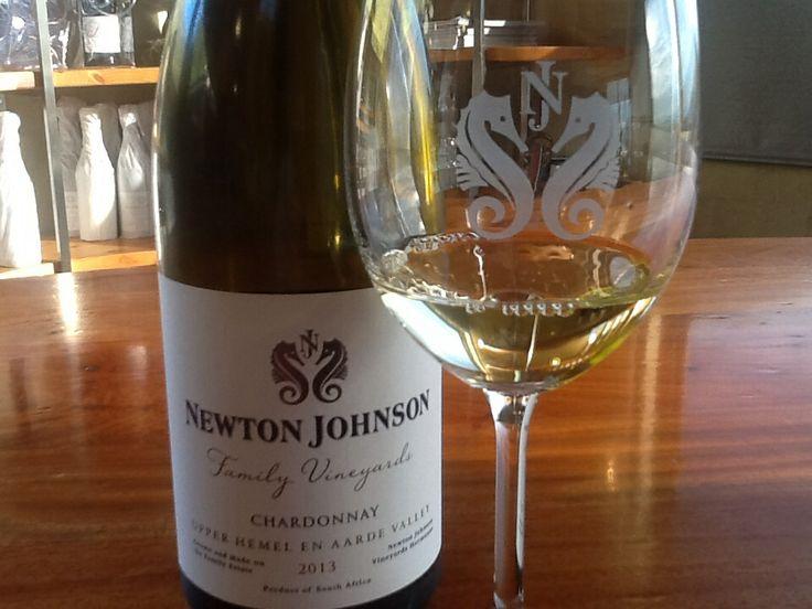 Newton Johnson Family Vineyards Chardonnay, Upper Hemel-en-Aarde Valley