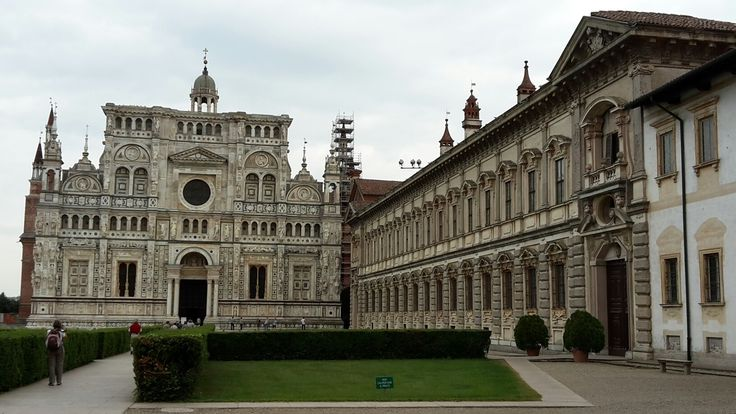 Certosa di Pavia 2016