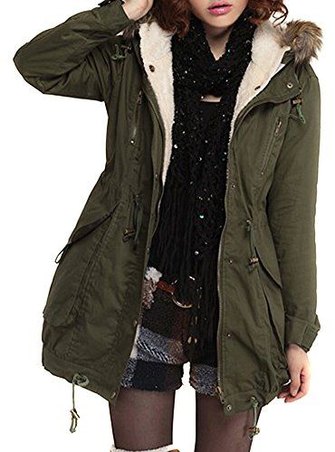 27 best GREEN COATS AND JACKETS images on Pinterest | Women's ...