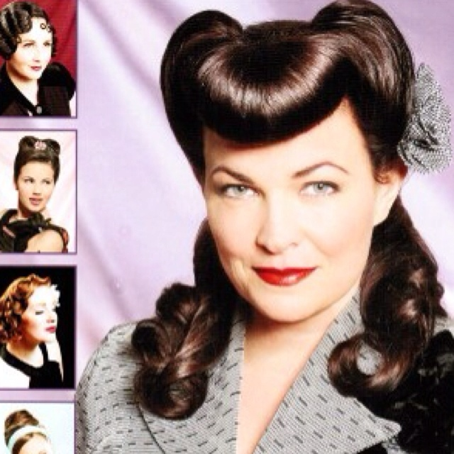 40S Hairstyles 15 Best Nurse Images On Pinterest  1940S Hairstyles Hair Dos And