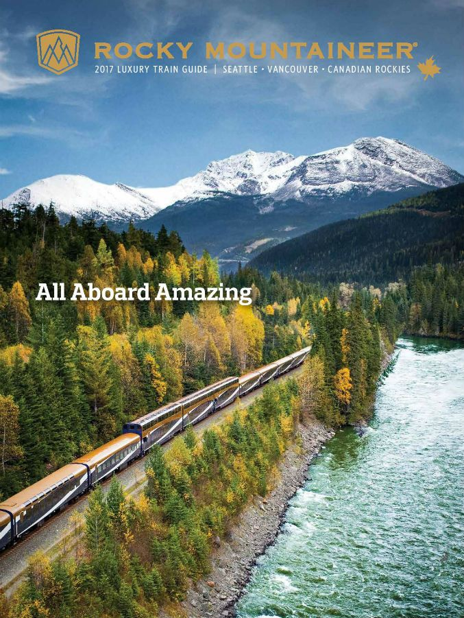 Journey Across Canada by Train - Travel