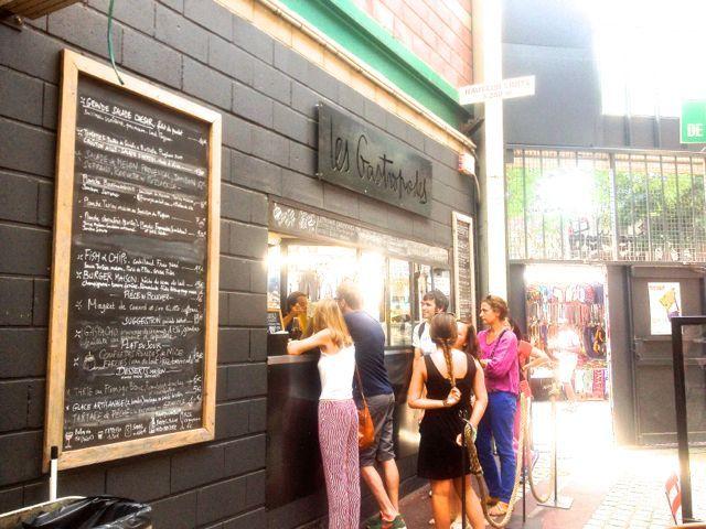 Read about Les Gastropodes here: http://www.decadentdrifter.com/les-gastropodes/ #paris #blog #restaurant #review