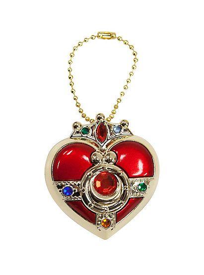 Sailor Moon Cosmic Heart Mini Compact Key ChainSailor Moon Cosmic Heart Mini Compact Key Chain,