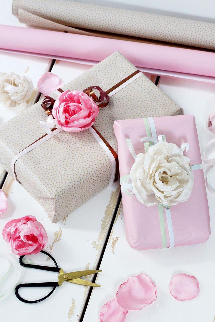 Die besten 17 Ideen zu Stoffblumen Machen auf Pinterest ...