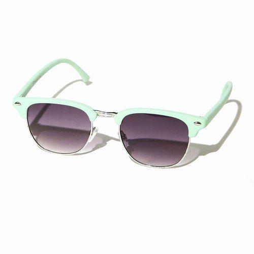 Okulary przeciwsłoneczne #sungalasses #mint #summer