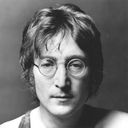 john lennon...who think different in MUSIC