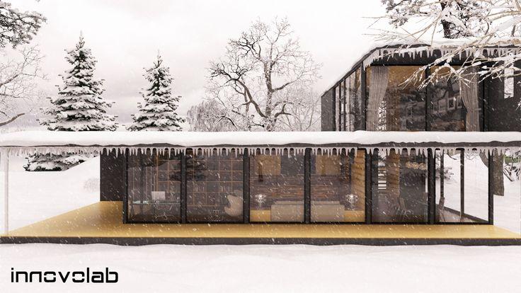 #WinterIsComing #3D #architecture