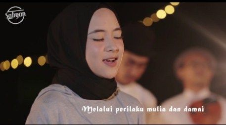 download video klip sabyan gambus deen assalam