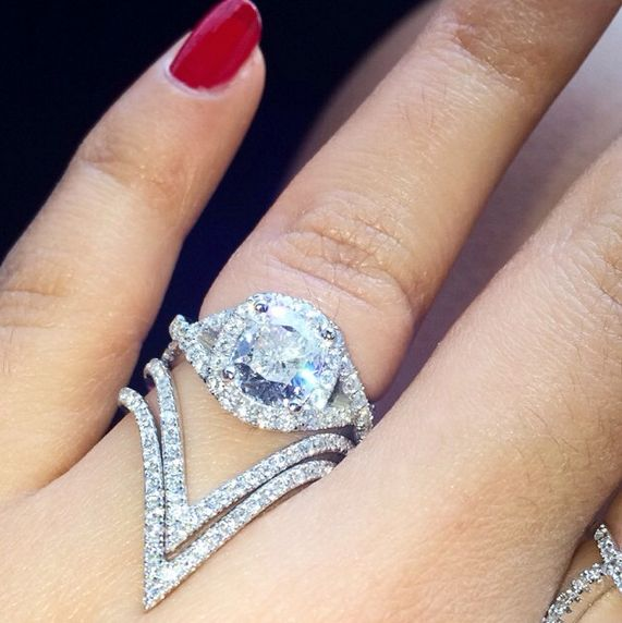 39 best rings images on Pinterest Promise rings Wedding bands and