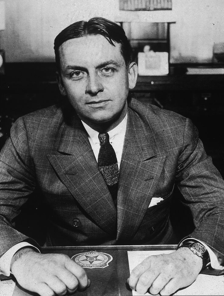 """Eliot Ness (April 19, 1903 – May 16, 1957) was an American Prohibition agent, famous for his efforts to enforce Prohibition in Chicago, Illinois, and the leader of a legendary team of law enforcement agents nicknamed """"The Untouchables""""."""