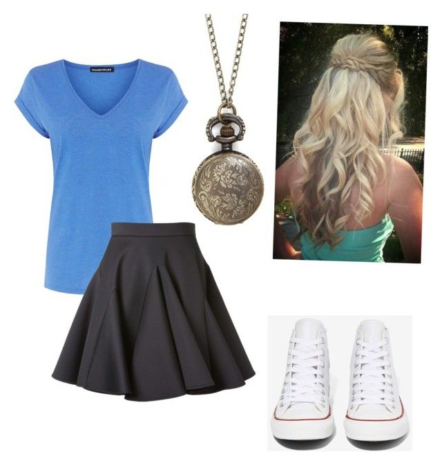 """Alice Disney Outfit"" by tadevicha on Polyvore"