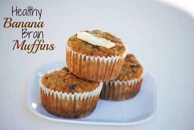 Healthy Banana Bran Muffins My oldest loves banana muffins. We have a tried and true recipe that we all love but frankly, it's not that healthy so I wanted to branch out and try some something new. Something at least that sounded healthier. I loved bran muffins growing up. I can't really remember why but they have always reminded […] Continue reading... The post Healthy Banana Bran Muffins appeared first on Fun Healthy Recipes .