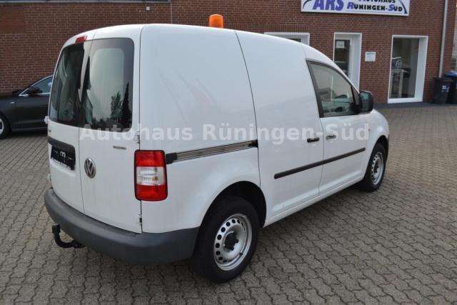 VW Caddy Kasten EcoFuel, Transporter Kastenwagen in Braunschweig, gebraucht kaufen bei AutoScout24 Trucks