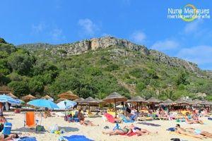 Praia dos Galapos IV