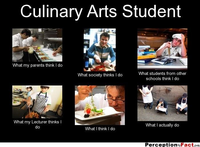 Image Result For Chef Memes Culinary Arts Student Art Memes