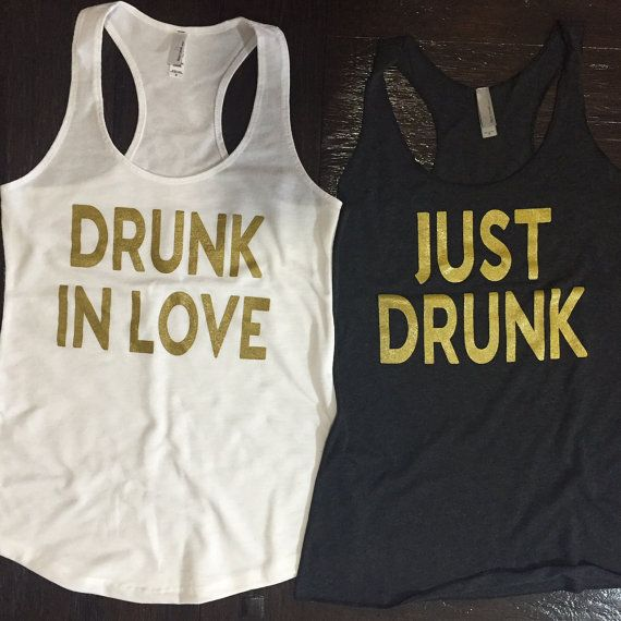Bachelorette Party Shirts.  The perfect tanks to create amazing photos at your bachelorette party! https://www.etsy.com/listing/288841759/bachelorette-party-shirts?ref=shop_home_listings