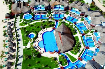El Dorado Casitas Royale in Riveria Maya Mexico...this is where I will be the 1st week in May!