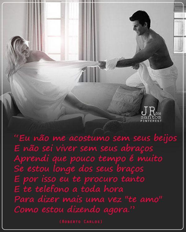 Pin De Gilson Martins Em Amor Poesia Romantica Legendas Para