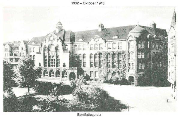 HANNOVER Ricarda Huch Schule 1932 - 1943