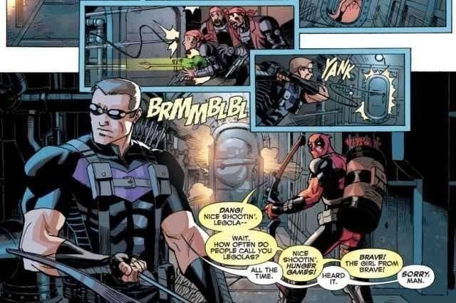 Funny Deadpool Comics   69 Hilarious Dead Pool Screenshots/Jokes (Page 3)