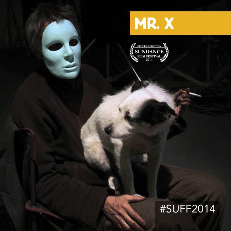 #SUFF2014 MR. X (aka Mr. Leos caraX)
