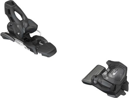 Tyrolia Attack 11 B100 Ski Bindings Solid Black Din 3 - 11