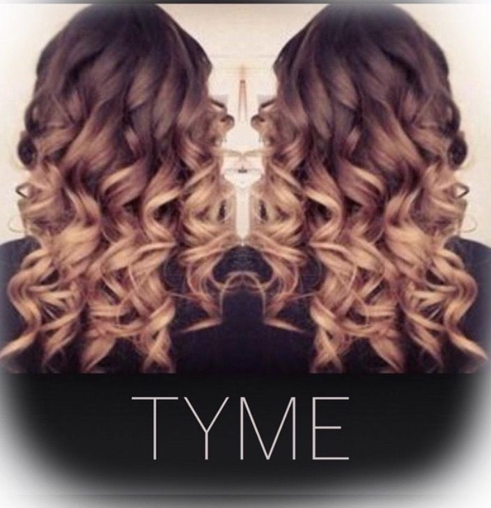 """Michelle: """"This is how my older sisters hair looks, it's better than the other curling iron we used to have!"""""""