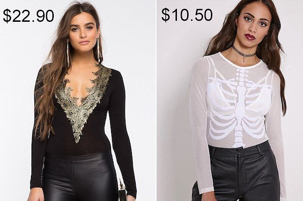 25 Insanely Cheap Bodysuits That Make The Bathroom Situation Worth It