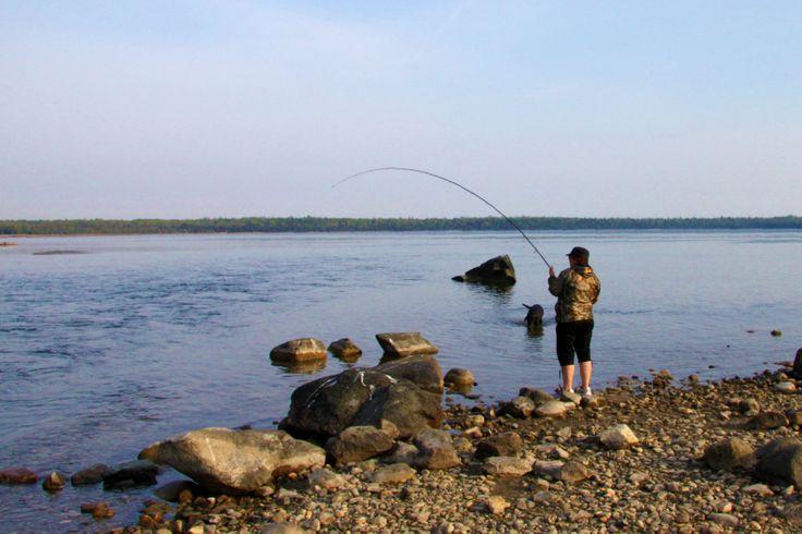 My favorite fishing spot!
