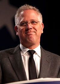GLENN BECK – Personable fellow.  Shook his hand (Thank you, Doug!).