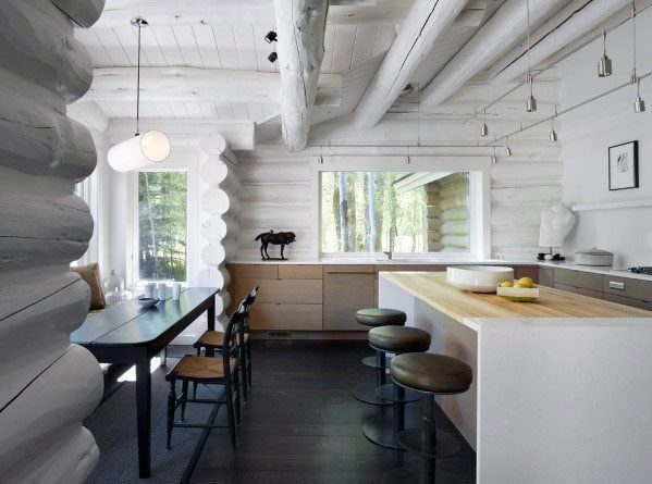 Top 50 Best Rustic Ceiling Ideas Vintage Interior Designs Log