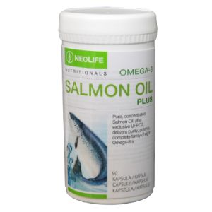 Omega 3 salmon oil plus gnld naturaplus