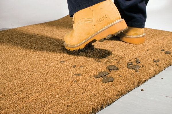 Coir Mat Traditional Entrance Matting | Mad4Tools