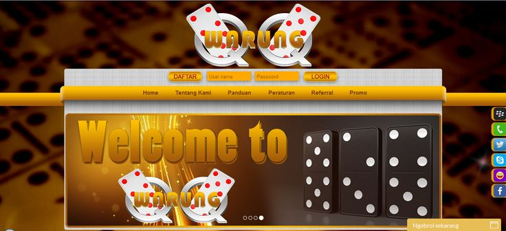 WARUNGQQ – Agen Poker Online, DominoQQ Terpercaya