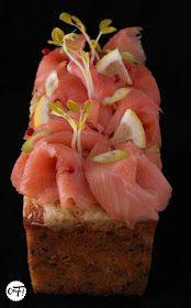 C'est ma fournée !: La cake au saumon de Nicolas Bernardé (le cake salé ultime)