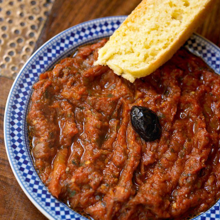 Découvrez la recette Purée de poivrons sur cuisineactuelle.fr.
