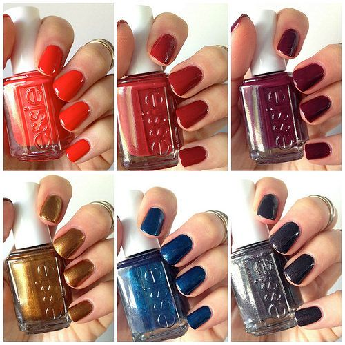 Essie Fall 2015 Collection Www.essieenvy.com | Essie Envy | Pinterest | Legends Fall And Fall 2015