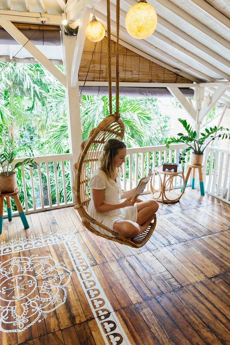 The coolest little hang out spot in Canggu, Bali