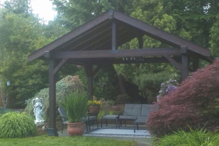 1000 Images About Bbq Structures On Pinterest Covered